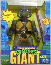 Giant Donatello