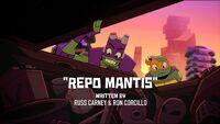 Repo Mantis title