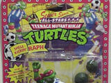 Shell Kickin' Raph (1991 action figure)