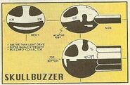 TMNTA Skullbuzzer 2