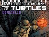 Donatello (IDW Micro-Series issue)
