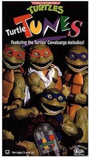 Turtle Tunes cover