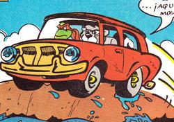 Moycat car