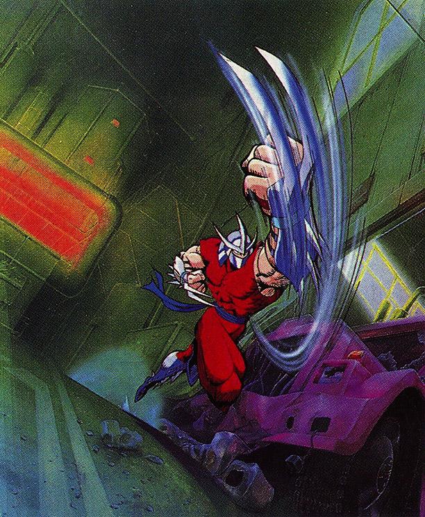 Oroku Saki (1987 video games) | TMNTPedia | FANDOM powered
