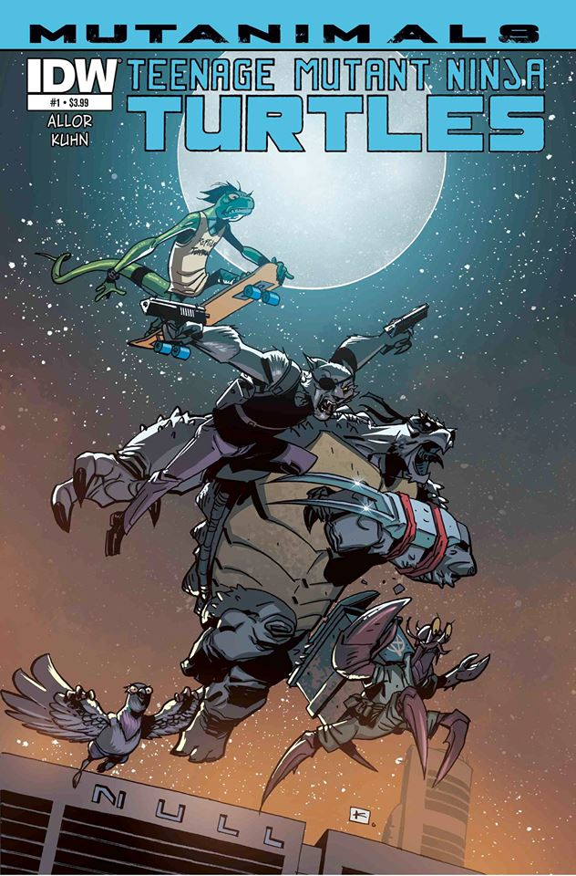 Teenage Mutant Ninja Turtles Mutanimals Tmntpedia Fandom