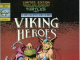 Teenage Mutant Ninja Turtles Visit The Last of the Viking Heroes