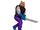 Chien Khan (Heroclix TMNT2-014)
