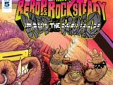 Bebop & Rocksteady Hit the Road issue 5