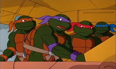 Mobster from dimension x 17 - turtles