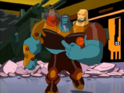 08 Clash of the Turtle Titans - Fast Forward - Season 06 - TMNT 2003 14-13 screenshot