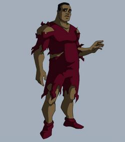 Stonebiter human