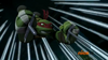 Raph attacking Metalhead