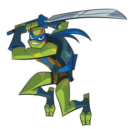 Leonardo (Rise of the TMNT) | TMNTPedia | FANDOM powered by