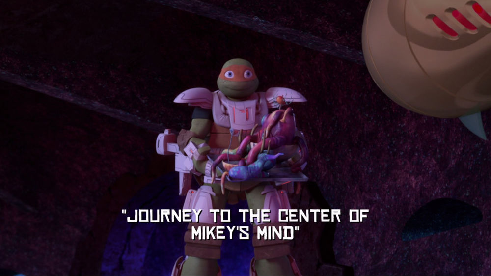 Journey to the Center of Mikey's Mind | TMNTPedia | FANDOM powered