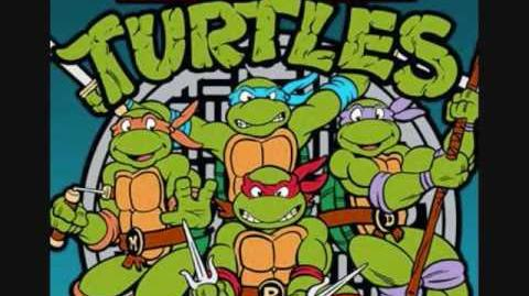 Teenage Mutant Ninja Turtles (1987 TV series)/Theme song