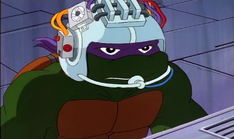 Mobster from dimension x 77 - donatello