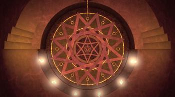 Santuario Subterraneo De Destructor