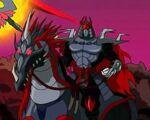 Tengu Shredder Demon Horse