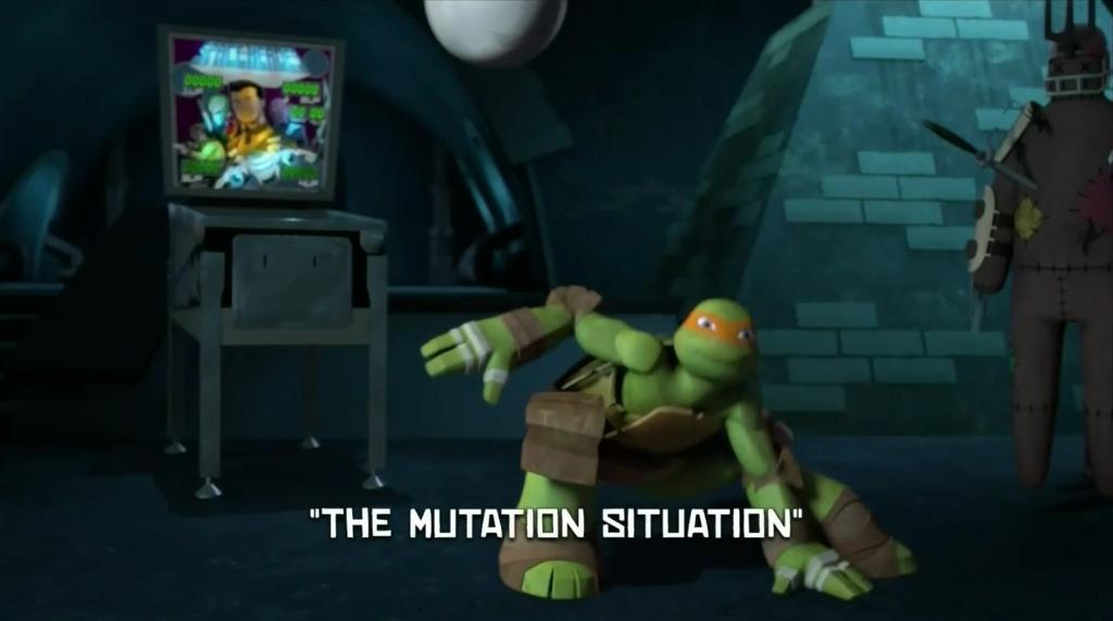 The Mutation Situation Tmntpedia Fandom Powered By Wikia