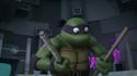 1987 Donatello busted bō gag 2012