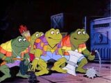 Punk Frogs (1987 TV series)