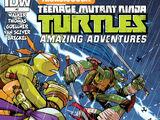 Teenage Mutant Ninja Turtles: Amazing Adventures issue 2