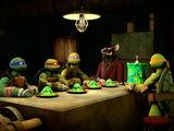 El Origen de las Tortugas
