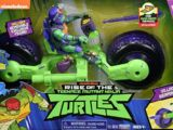 Shell Hog with Donatello (2019 toy)