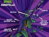 Donatello (Rise of the TMNT)/Gallery