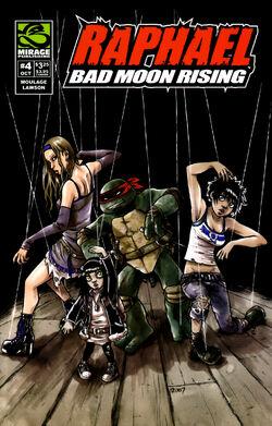 Bad Moon Rising 4