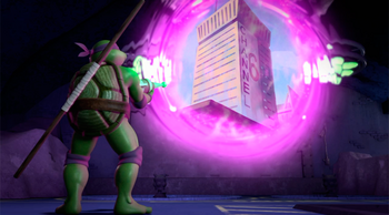 Trans-Dimensional-Turtles007