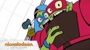 """""""Shell in a Cell"""" Animatic Rise of the TMNT Nick Animation"""