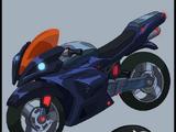 Casey Jones' motorcycle (Turtles Forever)