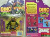 Tricera Mike (1997 action figure)