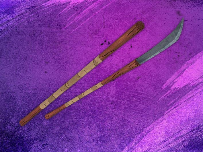 Weapons used by the Teenage Mutant Ninja Turtles | TMNTPedia