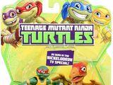Half-Shell Heroes Raphael & Pteranodon (2015 action figures)
