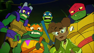 Rottmnt sneak peek episode screenshot by guardianofthesnow-dci73a9
