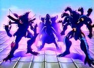 TMNT Super Mutants II 5e