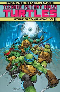 TMNT Vol. 11 TPB