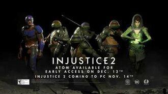 Injustice 2 – Fighter Pack 3 Revealed!