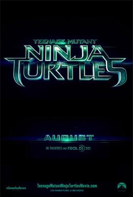 TMNT 2014 Poster Movie
