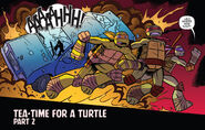 Tea-Time for a Turtle - Part 2