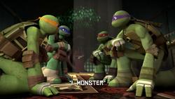 I, Monster (2012 TV series episode) title