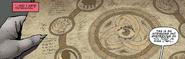 The Pantheon scroll