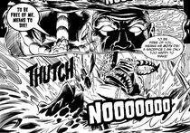Shredder Shark death