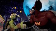 Bat-in-the-Belfry