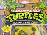Muckman & Joe Eyeball (1990 action figure)