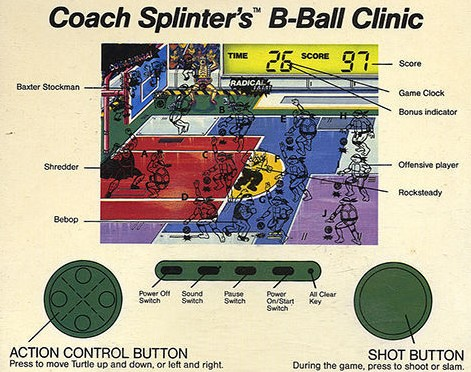 Coach Splinter Bball Clinic