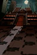 Schredders Palast