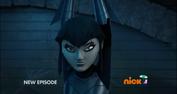 Karai asking for shredder